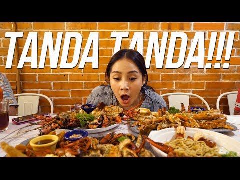 COBAIN SEMUA MENU SEA FOOD SUPER LEZAT, TANDA TANDANYA? - KelapaRans