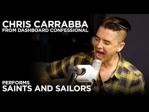 LIVE Saints and Sailors | Chris Carrabba Acoustic Performance ...