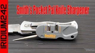 Smiths Pocket Pal Knife Sharpener