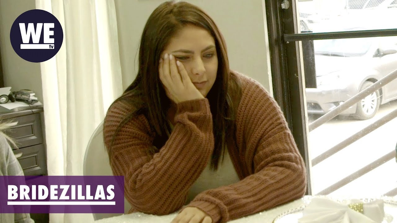 Meet Paige & Keith | Bridezillas | WE tv