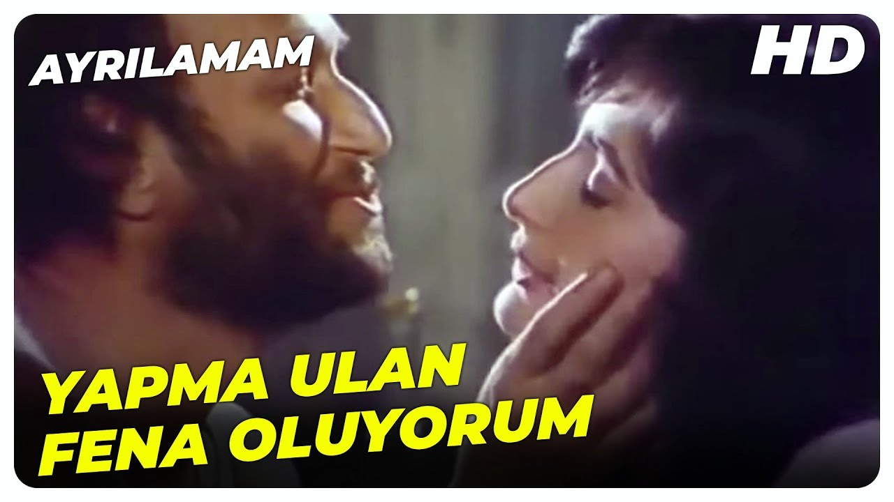Ayrılamam -  Davut ve Naciye, Rakı Sofrasında! | Küçük Emrah Türk Filmi