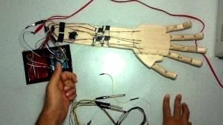 Arduino ile Robotik El Yapmak