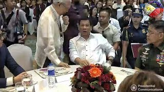 DUTERTE LATEST VIDEO FEB. 10, 2018 | DUTERTE AT THE 7th MANILA TIMES BUSINESS FORUM IN DAVAO CITY