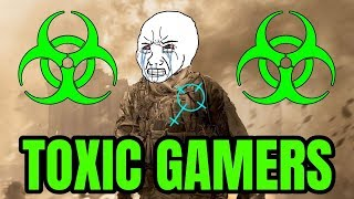 """Toxic"" Gamers Make Online Multiplayer Better"
