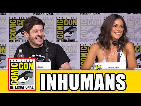 MARVEL'S INHUMANS Comic Con Panel News & Highlights