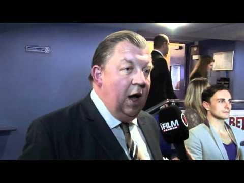 MARK BAXTER INTERVIEW FOR iFILM LONDON / OUTSIDE BET UK PREMIERE