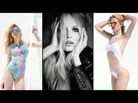 Top Model ANNA EWERS 2016 by Fashion Channel