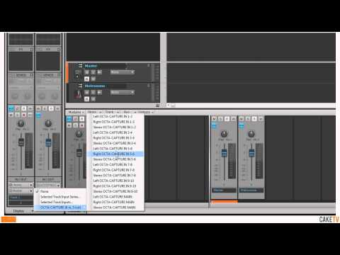 SONAR: Get Started - Recording an Audio Track