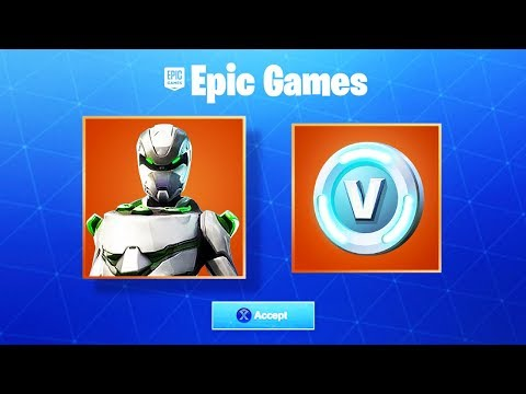 The NEW Fortnite XBOX SKIN! (How To Get Xbox One Bundle)