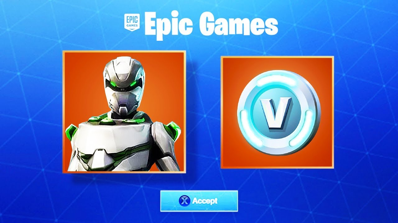 The NEW Fortnite XBOX SKIN! (How To Get Xbox One Bundle ...