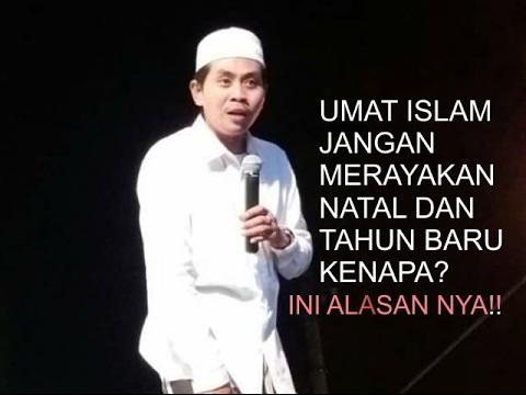 Ini Alasan Kenapa Umat Islam Dilarang Merayakan Natal dan Tahun Baru   KH  Anwar Zahid