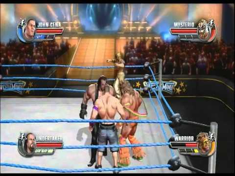 WWE All Stars Tournament - CGBC 2012