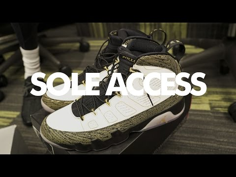 Inside the Baylor University Basketball Team's Locker Room | Sole Access