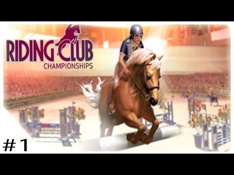 1# Riding Club Championships [CZ] - YouTube