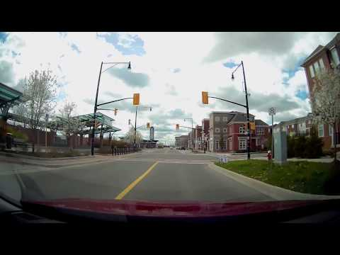 2017 New Houses in North West Brampton (Mount Pleasant) Ontario Canada