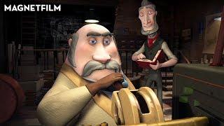 Lokomoschine | A Short Film by Ulrike Schulz And Nikolai Neumetzler