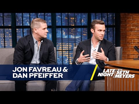 Jon Favreau and Dan Pfeiffer Dish on Working in Obama's White House