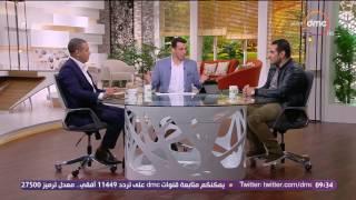 8 الصبح - رامي رضوان لهيثم البدويهي : أول مرة أعرف إن فى مصر صناعة
