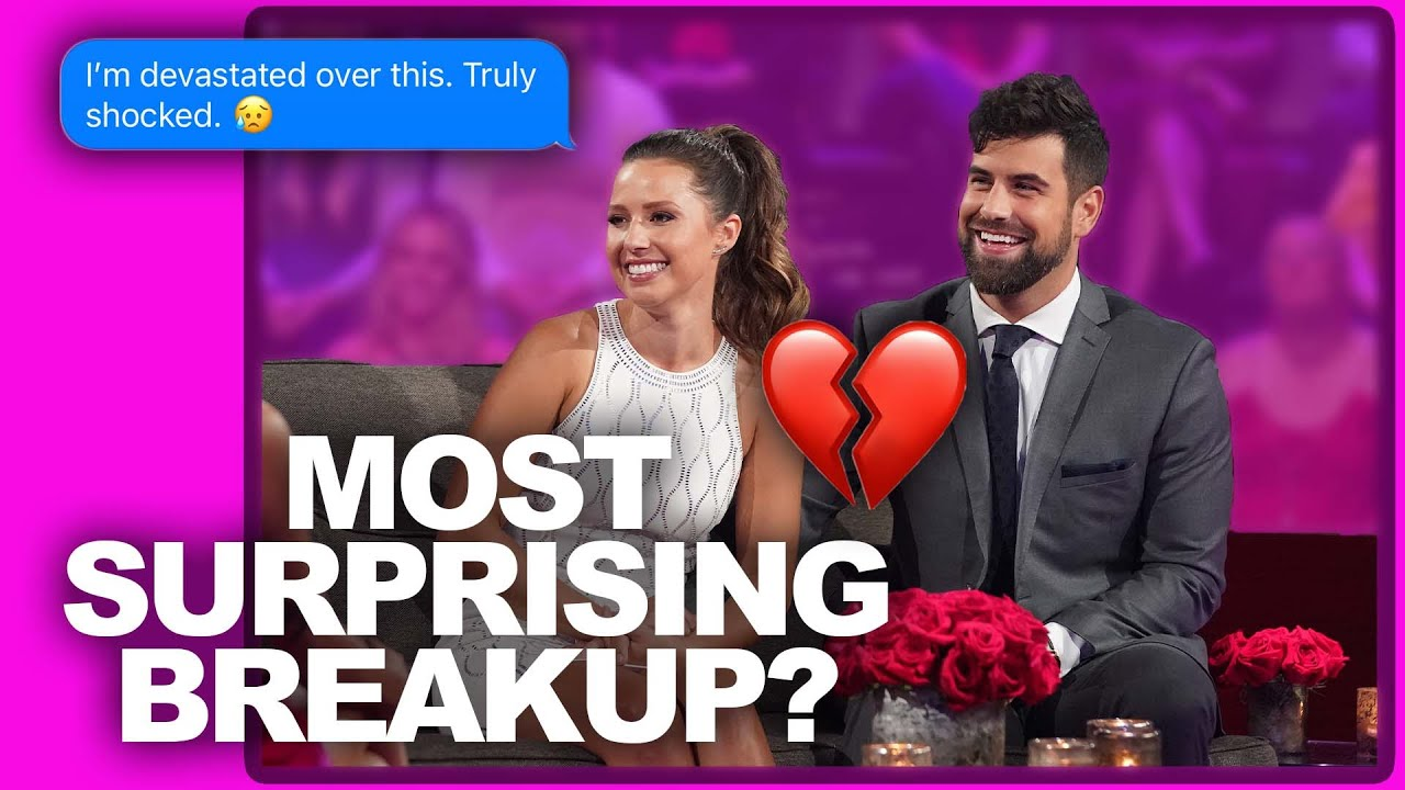 Bachelor Nation Reacts After Katie Thurston and Blake ...