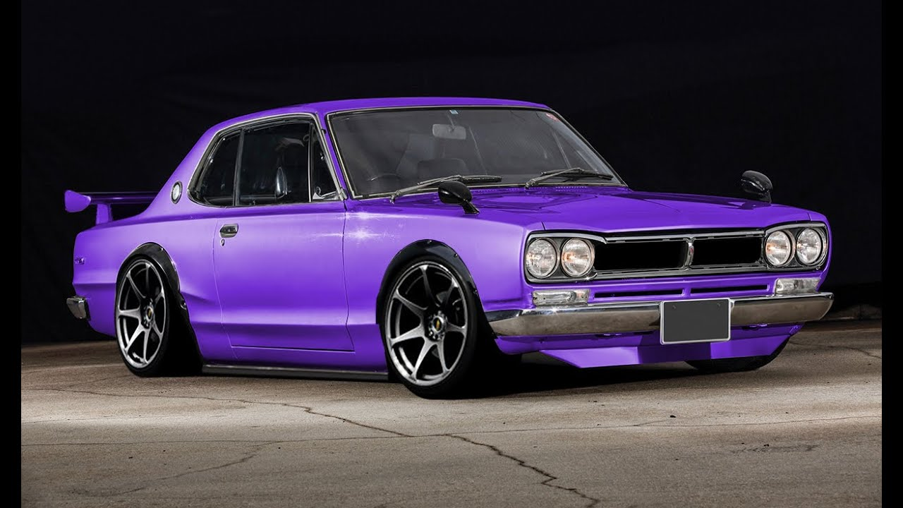 virtual tuning 1971 nissan skyline 2000 gtr 184 youtube. Black Bedroom Furniture Sets. Home Design Ideas
