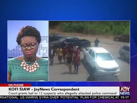 Somanya Violence - The Pulse on JoyNews (27-6-17)