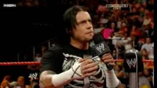 JBL challenges CM Punk to a drinking contest