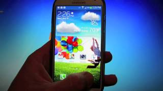 How To Unroot A Samsung Galaxy S4