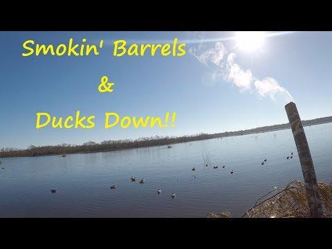 Best Duck Hunt Of 2018 So Far - Louisiana Duck Hunting 2018 - Public Land Duck Hunt