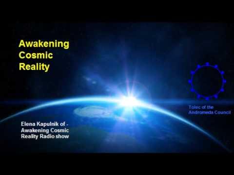Tolec & Elena of Awakening Cosmic Reality