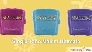 Bedwetting Store: Malem Ultimate Bedwetting Alarm