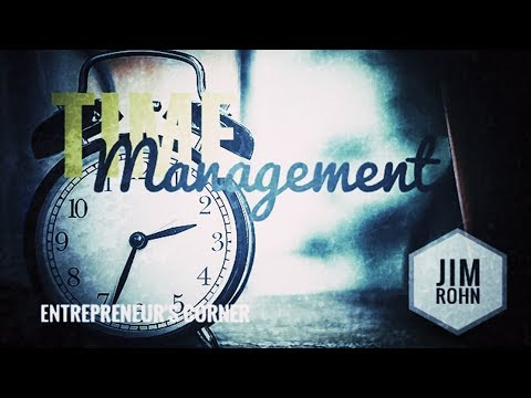 Speech: Jim Rohn ► Time Management: How To Think Smarter and Not Harder
