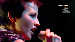 The Cranberries  Dreams Live In Chile 2010 HD