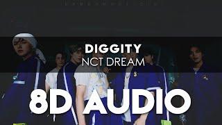 NCT DREAM - DIGGITY 8D AUDIO [USE HEADPHONES] + Romanized Lyrics
