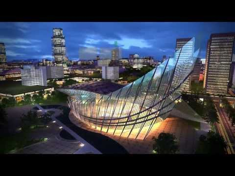 Singapore-Sichuan Hi-Tech Innovation Park (2 mins)