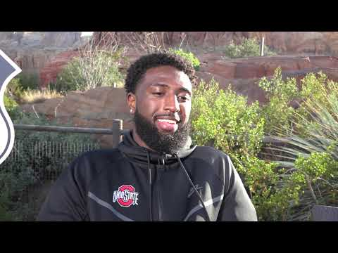 Parris Campbell: Ohio State receiver talks at Disneyland ahead of Rose Bowl