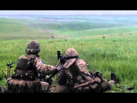 2nd Battalion The Parachute Regiment - MMG Platoon