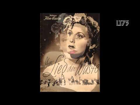 """""""Fatme, Erzähl' Mir Ein Märchen' ... Grosses Tanzorchester Adalbert Lutter (1939)"""