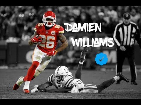 Damien Williams Official 2018 Highlights ᴴᴰ
