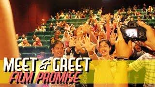 Video Meet & Greet Sama Para Pemain Film Promise ! download MP3, 3GP, MP4, WEBM, AVI, FLV Juli 2018