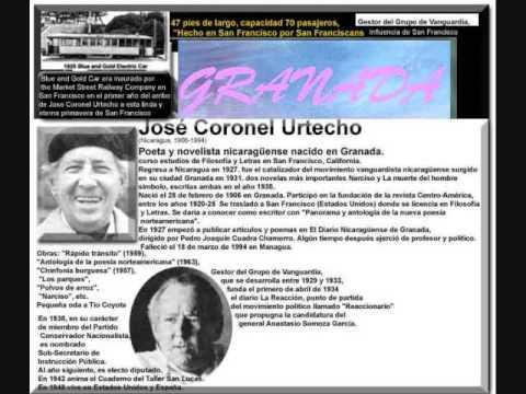 Personajes de Granada Nicaragüa manfut