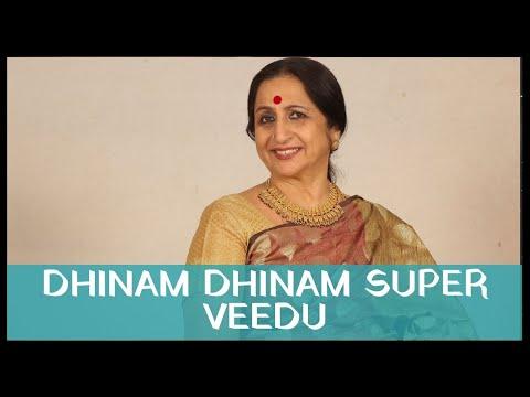 Dhinam Dhinam Super Veedu: Exclusive Interview with Padma Shri Aruna Sairam - Raj TV 2006