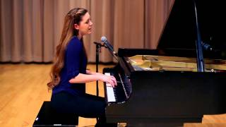 Samson - Regina Spektor cover by Sarah Beckwith