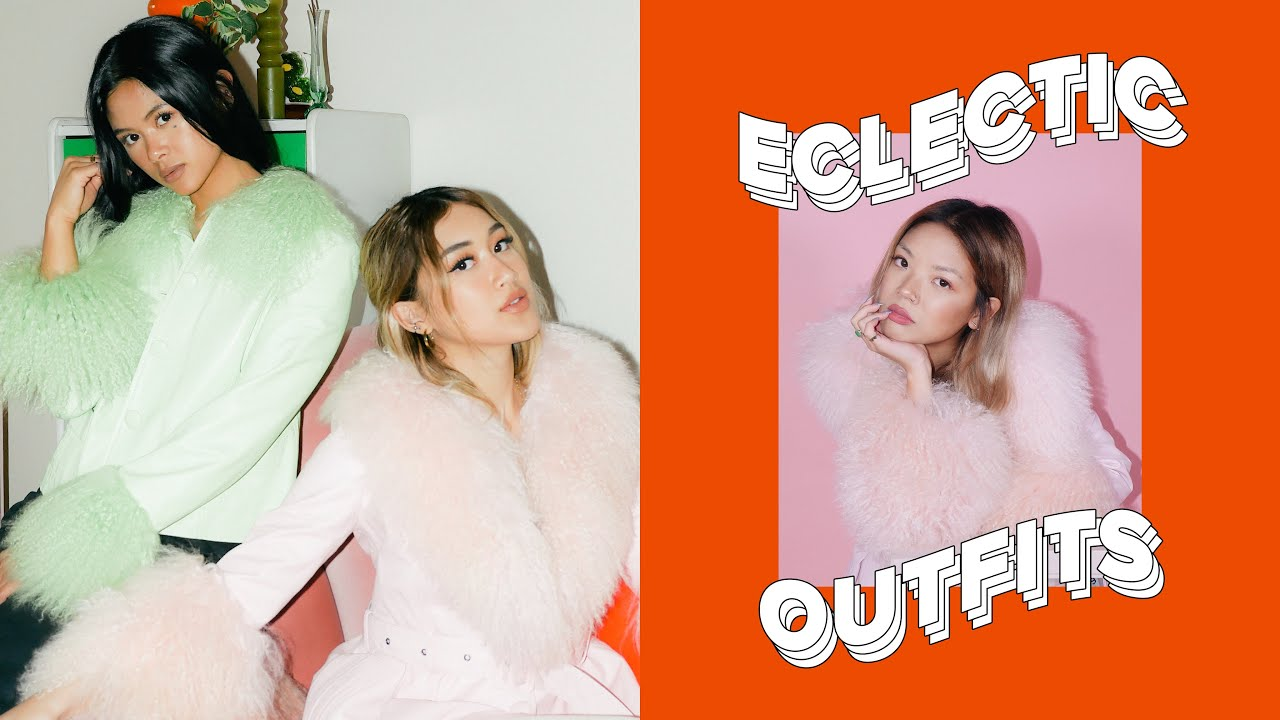 [VIDEO] - ECLECTIC OUTFITS ft. Daniesque 2