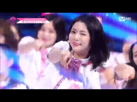 "every ""pick me"" from produce 101, idol producer and produce 48"