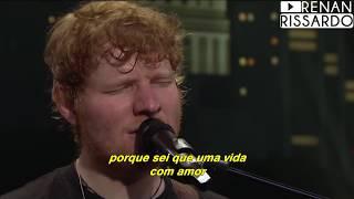 Ed Sheeran - Supermarket Flowers (Tradução)