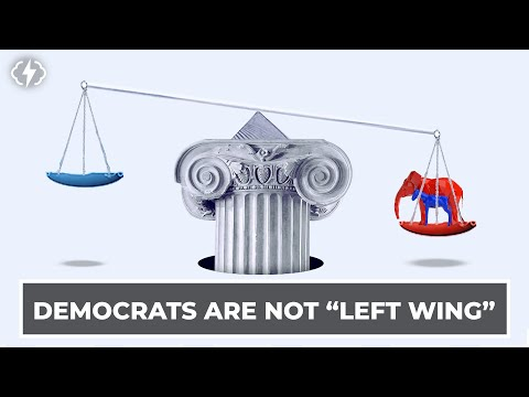How The United States Ended Up With Two Right-Wing Parties