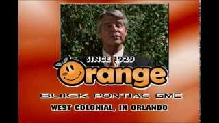 Orange Pontiac Grand Opening