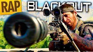 RAP - Black Ops 4 BATTLE ROYALE BLACKOUT ! (Clip Officiel)
