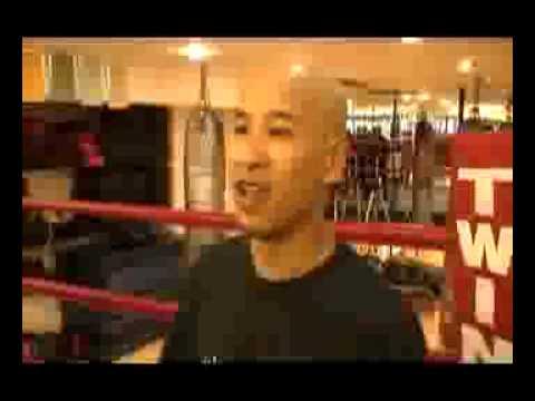 Kick Boxing Black Belt Test - YouTube
