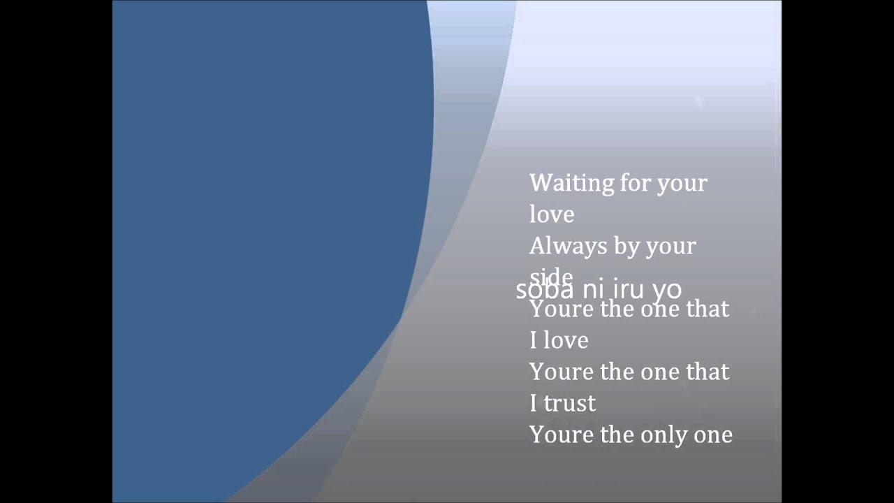Yuna ito trust you lyrics